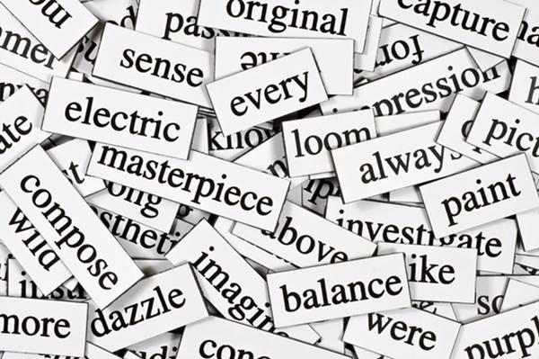 یادگیری لغت زبان
