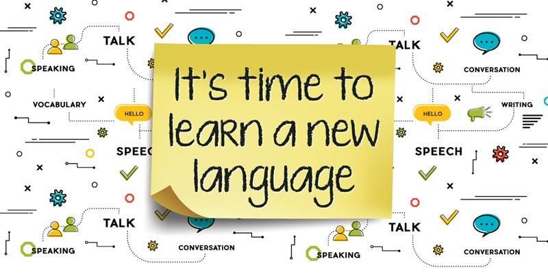 آموزش زبان جدید