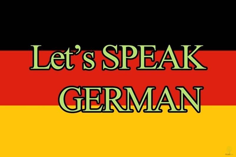 آموزش ساده آلمانی