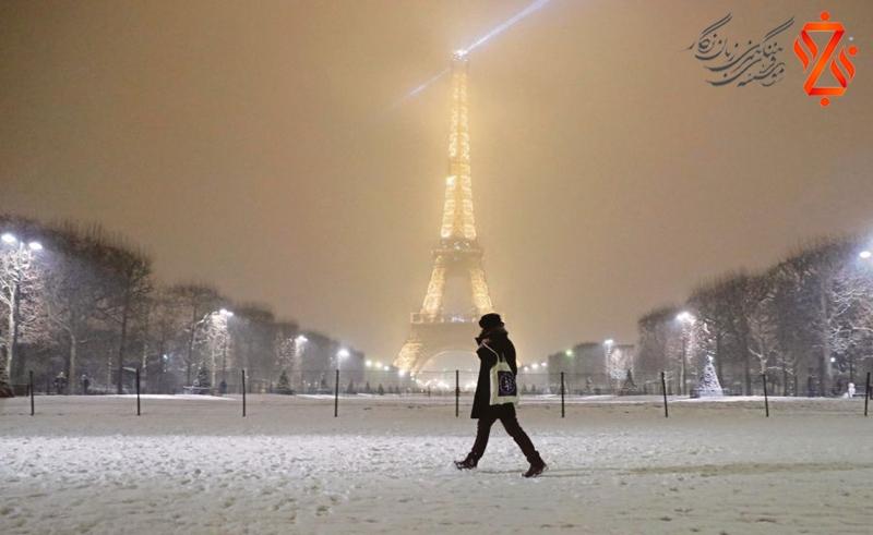 لغات فرانسه زمستان