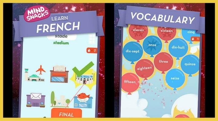 یادگیری فرانسه در منزل