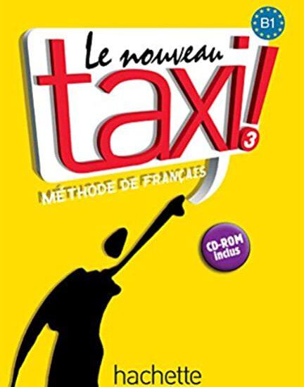 کتاب Nouveau Taxi B1