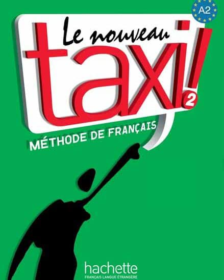 کتاب Nouveau Taxi A2