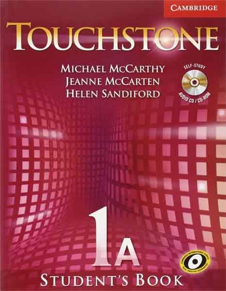 کتاب تاچ استون 1 TOUCH STONE