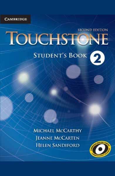 کتاب تاچ استون 2 TOUCH STONE