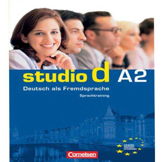 کتاب آلمانی اشتودیو Studio d A2