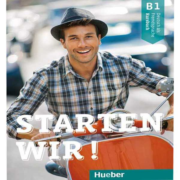 کتاب آلمانی اشتارتن ویر Starten Wir B1