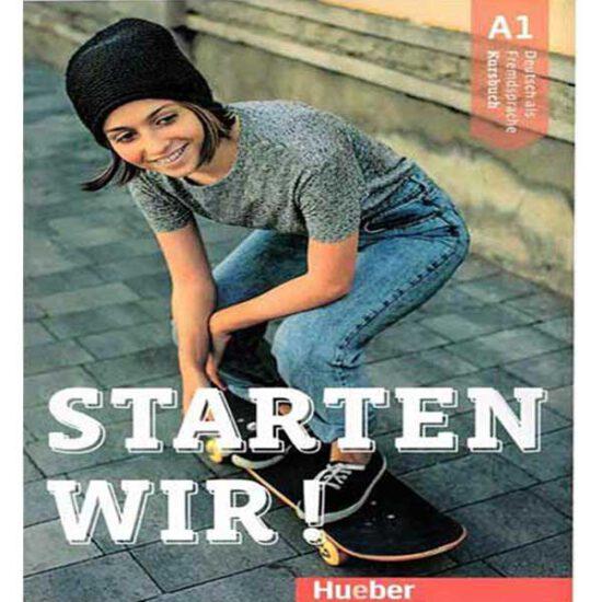 کتاب آلمانی اشتارتن ویر Starten Wir A1
