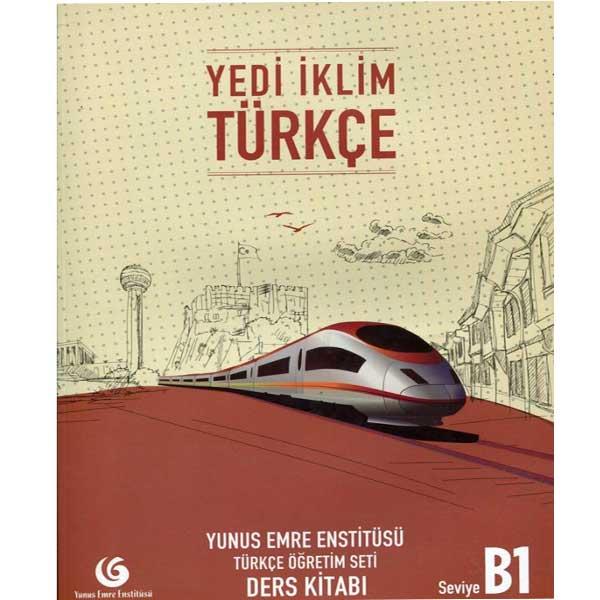 کتاب ترکی استانبولی یدی ایکلیم Yedi Iklim 3