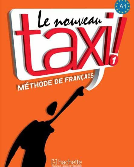 کتاب Nouveau Taxi A1