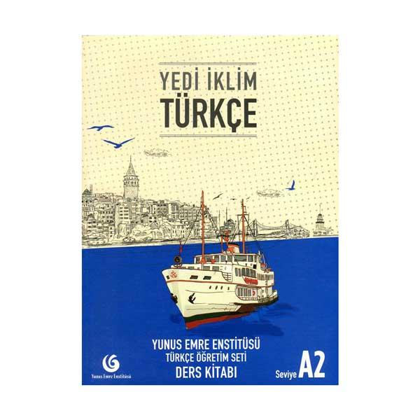 کتاب ترکی استانبولی یدی ایکلیم 2 Yedi Iklim