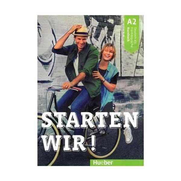 کتاب آلمانی اشتارتن ویر Starten Wir A2