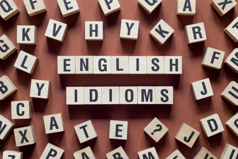 اصطلاحات انگلیسی با اعضای بدن
