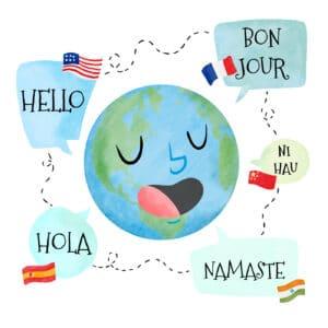 زبان برای مهاجرت