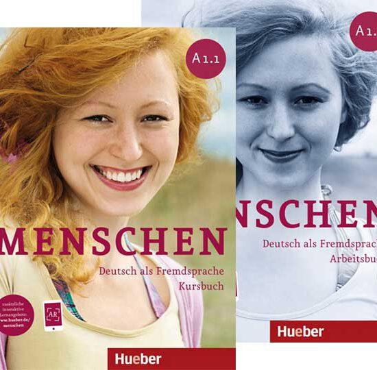 کتاب زبان آلمانی Menschen A1.1