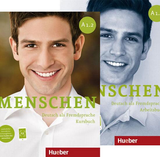 کتاب زبان آلمانیMenschenA1.2