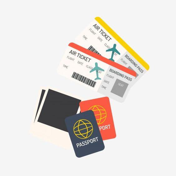 اصطلاحات سفر و ویزا