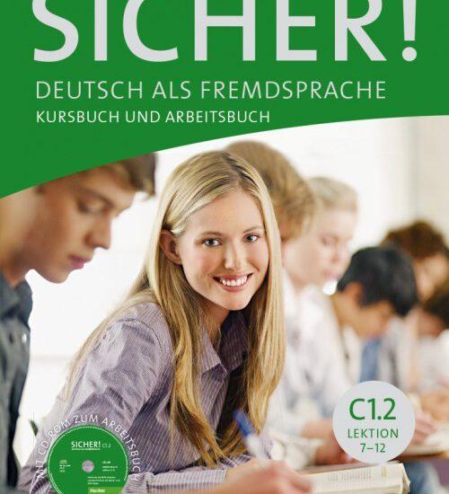 کتاب زبان Sicher C1