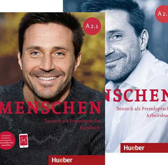 کتاب زبان آلمانیMenschen A2.1