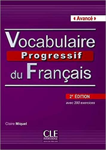 کتاب زبان فرانسهvocabulaire du francais 3