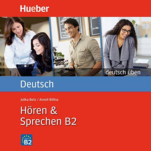 کتاب زبان آلمانیHoren & Sprechen B2