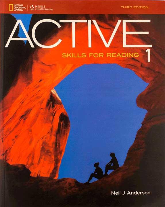 کتاب زبان Active Skills for Reading 1