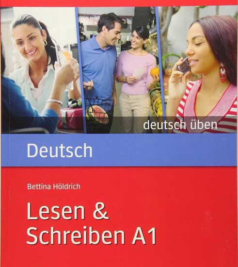 کتاب زبان آلمانیLesen & Schreiben A1