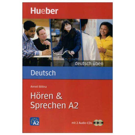 کتاب زبان آلمانیHoren & Sprechen A2