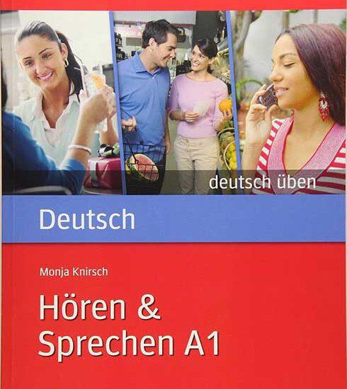 کتاب زبان آلمانیHoren & Sprechen A1