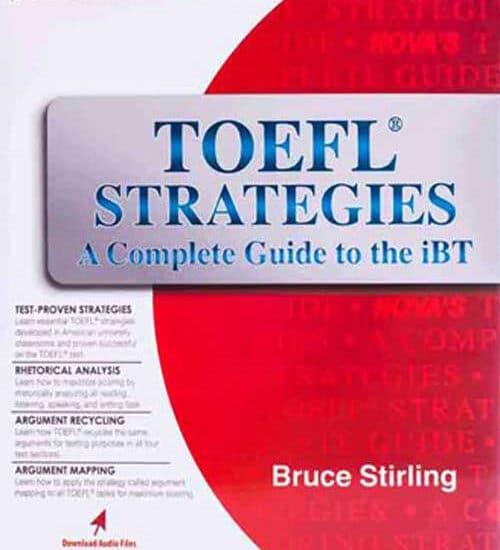 کتاب زبانNOVA TOEFL Strategies A Complete Guide To The IBT
