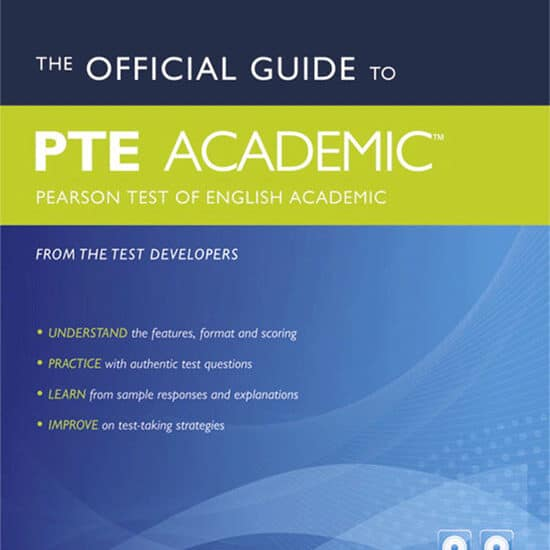 کتاب انگلیسی The Official Guide To PTE Academic