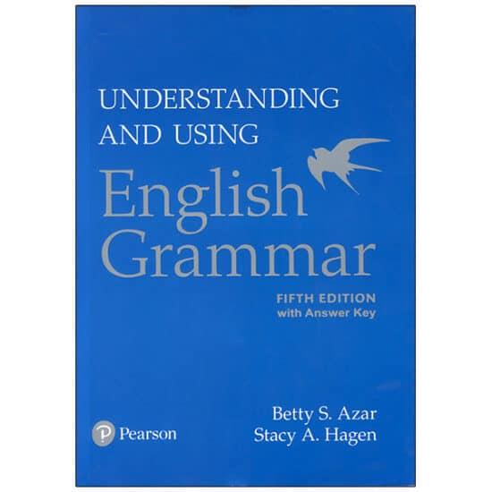 کتاب زبان Understanding and Using English Grammar 5th with answer key + DVD