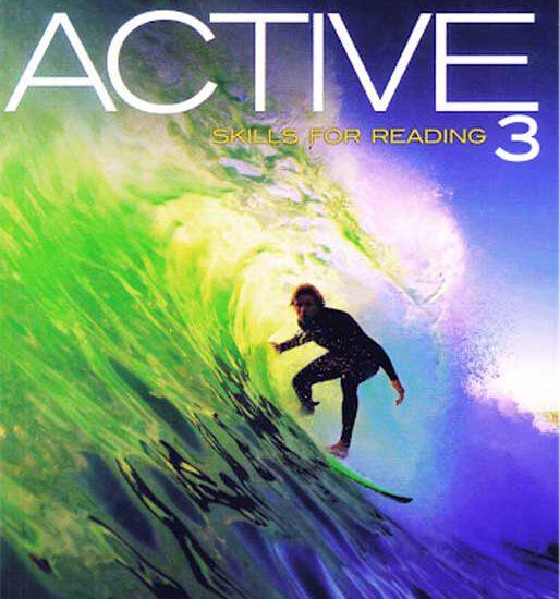 کتاب زبان Active Skills for Reading 3