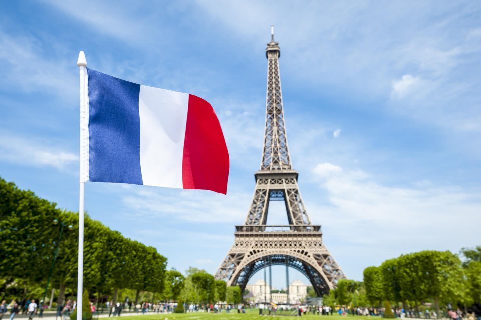 کاربرد زبان فرانسوی