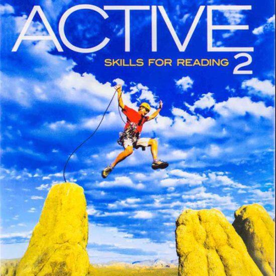 کتاب زبان Active Skills For Reading 2