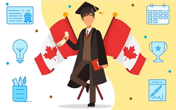 زبان برای مهاجرت به کانادا