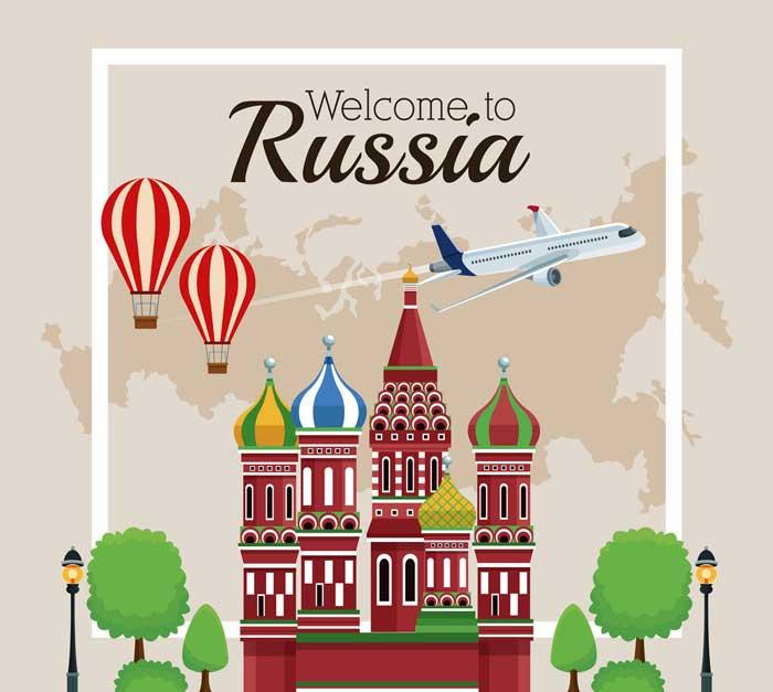 اصطلاحات سفر و ویزا در روسی