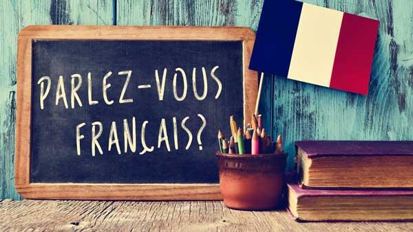 دوره های زبان فرانسه