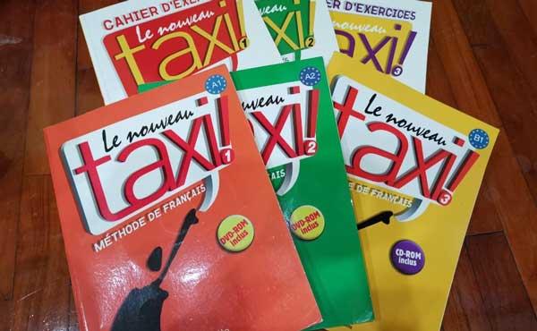کتاب Taxi