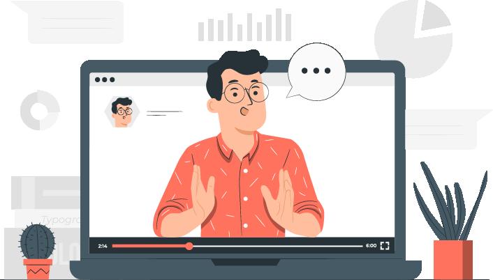 کلاس های آنلاین زبان نگار