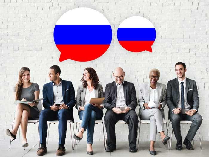 آزمون های زبان روسی : توضیح جامع و کامل