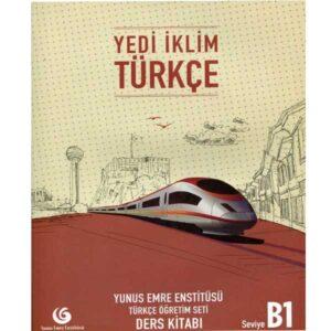 کلاس حضوری ترکی استانبولی سطح B1 ترم ۱