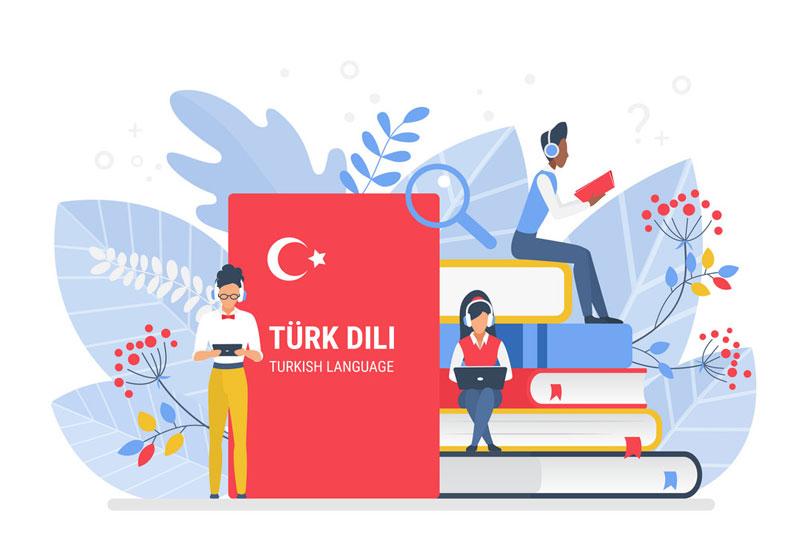 کلاس حضوری ترکی استانبولی سطح A2 ترم 1