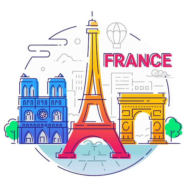 کلاس فرانسه آنلاین سطح A1 ترم 1