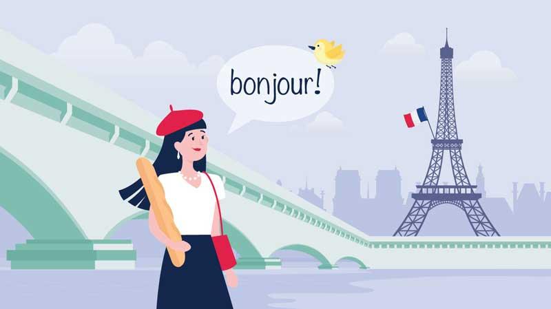 کلاس فرانسه آنلاین سطح B2 ترم 19