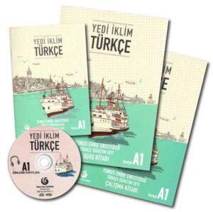 کلاس حضوری ترکی استانبولی سطح A1 ترم 1